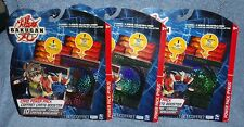 BAKUGAN CARD POWER PACKS LOT THREE PACKS  LOT #4