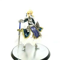 HOT Fate//stay night Saber Triumphant Excalibur PVC Figure Anime Toy UK