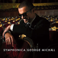 Symphonica - George Michael (1 disc) Audio CD New