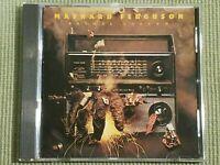 MAYNARD FERGUSON PRIMAL SCREAM RARE 5 TRACK JAPANESE IMPORT CD NO OBI STRIP