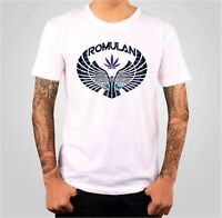 Romulan Cannabis Strain T shirt - Legalize Marijuana Leaf Shirt Weed Pot 420 USA