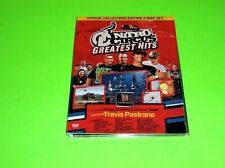 TRAVIS PASTRANA NITRO CIRCUS GREATEST HITS SPECIAL COLLECTORS EDITION 2 DVD SET
