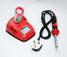30W Soldering Station Iron Kit Solder Electronic Repair DIY Temperature Stand