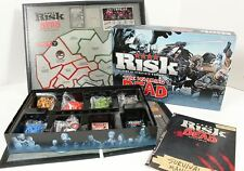 2013 Risk The Walking Dead Board Game Complete