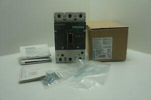 Siemens VL160 IEC60947-2 EN 60947-2 3VL2710-1DC36-0 AAO