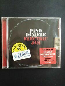 PINO DANIELE - ELECTRIC JAM  CD Nuovo Sigillato