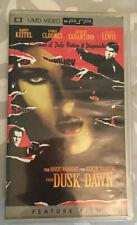 Sony PSP UMD Movie Video From Dusk Til Dawn Action Horror EUC