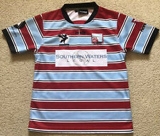 #4 Southern Districts Rugby Union Match Worn On Field Jersey Paladin Mens Small