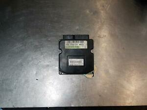 MERCEDES C CLASS ENGINE ECU, 1.8, W203, C180K, 10/02-06/07