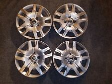 """Set Of 4 Brand New 2010 2011 2012 Sentra Hubcaps 16"""" Wheel Covers 53084"""