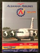 Albanian Airlines BAe 146 DVD (Just Planes Videos)