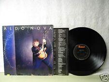 Aldo Nova LP Aldo Nova Very Clean 1982 Psych Rock 33 RPM Orig! Fantasy