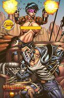 Faro's American Safari -- Utah Mad Max Set -- Jubilee & Juggernaut -- Wolverine