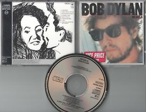 Bob Dylan  CD INFIDELS  (c) 1983  CBS