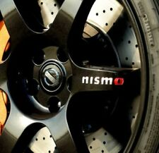Nismo Premium Wheel Décalques Stickers x4, Nissan, GTR Skyline r32 Various Colours