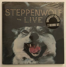 Steppenwolf - Steppenwolf Live - Factory SEALED 1972 US 1st Press