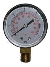 Manometer 12 bar Radial