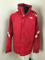 The North Face Jacket Ski Winter Ski Jacket Walking High Quality Red size MEDIUM
