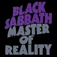 Black Sabbath - Master of Reality [New Vinyl LP] UK - Import