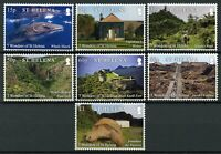 St Helena Landscapes Stamps 2020 MNH 7 Wonders Napoleon Sharks Turtles 7v Set