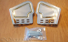 GOLDWING GL1200 Chrome Caliper Covers (373-175) MADE BY ADD ON