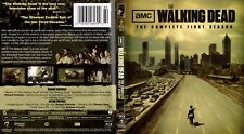 The Walking Dead Seasons 1 & 2 The Complete First & Second Season DVD NEW