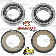 All Balls Steering Headstock Stem Bearing Kit For Honda CR 125R 1982-1989 82-89