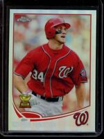 2013 Topps Chrome #220 Bryce Harper Refractor Rookie Cup