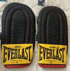 Everlast Boxing / Speed Bag Training Sparring gloves model # 4308, made in USA