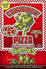 Teenage Mutant Ninja Turtles: Original Series - Season 5 DVD, ,