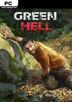 Green Hell PC Steam KEY (REGION FREE/GLOBAL) FAST SENT!