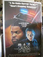 Authentic The Glass Shield Movie Poster Ice Cube Lori Petty Michael Boatman 1994