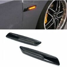 2 REPETITEUR BMW SERIE 3 E90 E91 BERLINE TOURING 2005 A 2011 LED NOIR LOOK F10