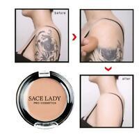 SACE LADY Full Coverage Cream Face Concealer Foundation Long Lasting Contouring