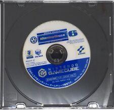 Winning Eleven 6 For Japanese GameCube  **USA SELLER** DISC ONLY