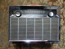 VINTAGE GENERAL ELECTRIC EIGHT TRANSISTOR AM RADIO  TESTED