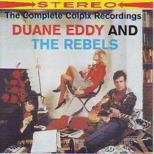 DUANE EDDY - The complete Colpix Recordings 30 Songs CD