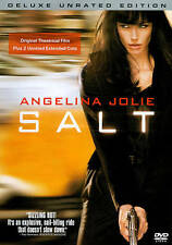 Salt [Unrated] [Deluxe Edition] DVD Region 1 WS