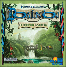 Dominion Hinterlands Board Game Expansion From Rio Grande Games