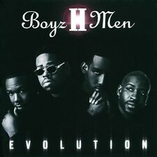 BOYZ II MEN - EVOLUTION  - CD NUOVO