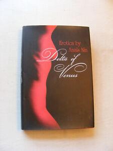 Delta of Venus: Erotica by Anais Nin (1977)