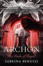 Archon: The Books of Raziel by Sabrina Benulis (Paperback, 2012)