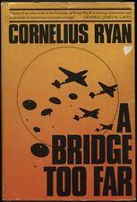 A Bridge Too Far by Cornelius Ryan (1974, Hardcover)