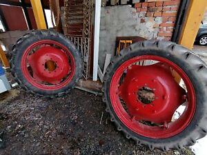 Fendt Felgen 8x36 9.5x36 Deutz Traktor Verstellfelge Lemmertz Südrad
