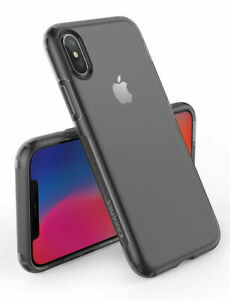 NEW ANKER IPHONE X CASE KARAPAX TOUCH MATTE FINISH FLEXIBLE SOFT TPU COVER SHELL