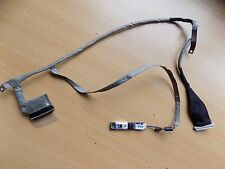 Toshiba Satellite L550 Screen Cable and Webcam
