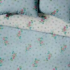 Simply Shabby Chic Lily Rose Reversible KING Duvet Set - Cotton Cottage