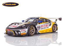Porsche 911 GT3 R ROWE 2° 24H Spa 2019 Pilet, Tandy, Makowiecki, Spark 1:18