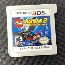LEGO Batman 2: DC Super Heroes (Nintendo 3DS) *CART ONLY - AUTHENTIC & TESTED*