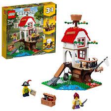 LEGO® CREATOR 31078 - BAUMHAUSSCHÄTZE, NEU/OVP